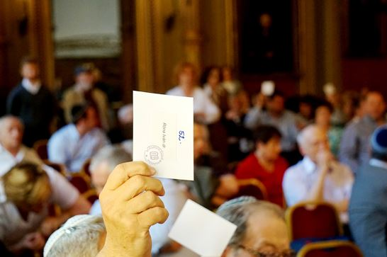 Meghívó BZSH választási közgyűlésre