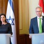 A gyűlöletbeszéd elleni küzdelemről egyeztetett a magyar és az izraeli igazságügyi miniszter