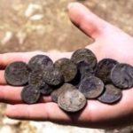 Több mint kétezer éves ezüstpénzeket találtak Modiinban