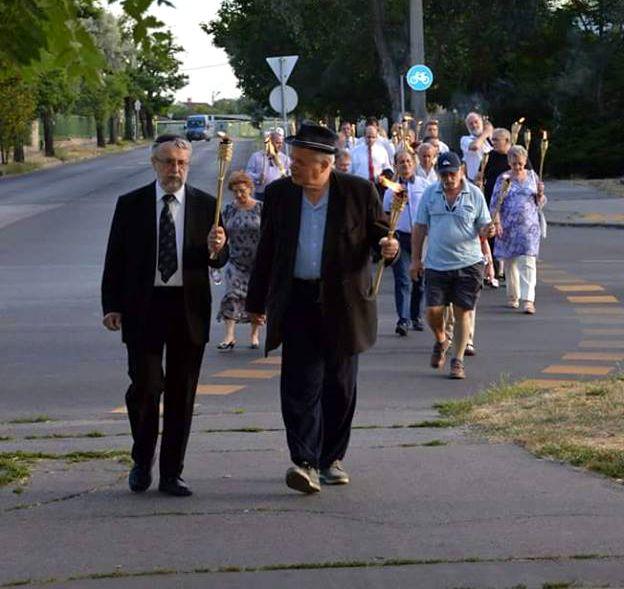Csütörtökön a holokauszt áldozataira emlékeznek Újpesten