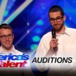 Két ortodox fiú tarolt a népszerű amerikai tehetségkutatóban (Videóval)
