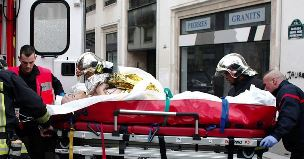 Kipát viselő zsidó férfit késeltek meg Strasbourgban