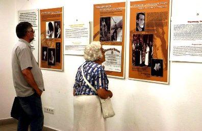 Kiállítás nyílt Raoul Wallenbergről a H13-ban