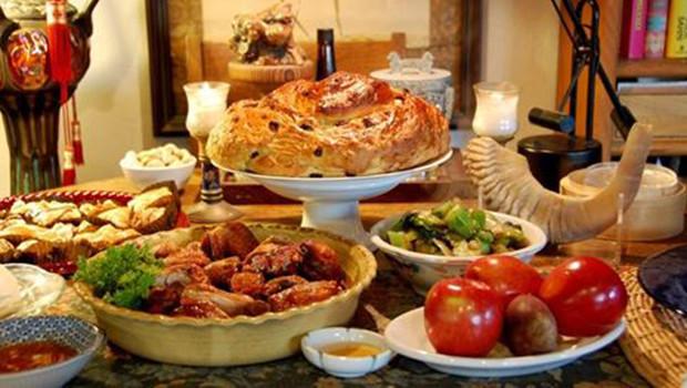 Ros Hasana menüje – Az édes ízek dominálnak az ünnepen