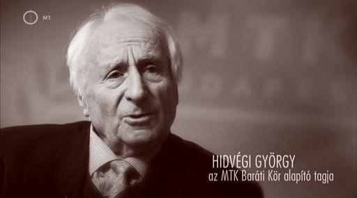 Szeptember 2-án avatják Hidvégi Gyuri bácsi sírkövét a Kozma utcában
