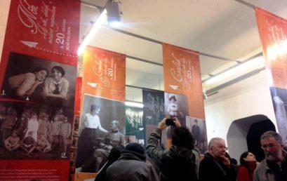 Szerelem papírrepülőn – zsidó élettörténeteket bemutató kiállítás a Ráday utcában