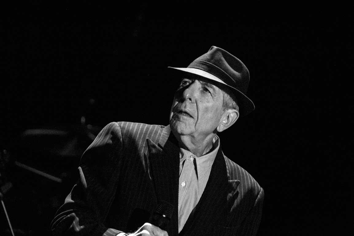 Eltemették Leonard Cohent