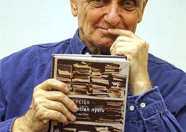 Bemutatta új könyvét György Péter a Páva zsinagógában
