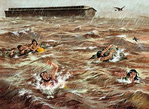 Hetiszakaszunkhoz kapcsolódóan: Utánunk az özönvíz