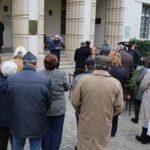 Az 1956-os forradalom zsidó áldozataira emlékeztünk