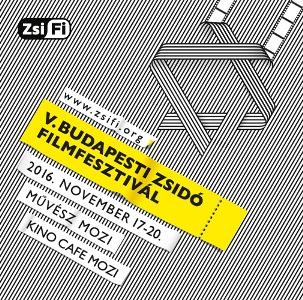 Ma kezdődik az V. Budapesti Zsidó Filmfesztivál