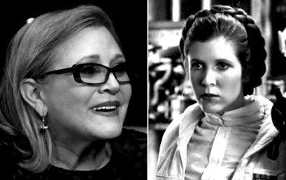 Elhunyt a Star Wars zsidó származású világsztárja Carrie Fisher