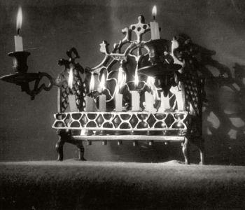 Hanuka ünnepe a borzalmak idején is fényt vitt a zsidóság életébe