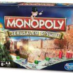 Jeruzsálem Monopoly? Igen, ilyen is van már!