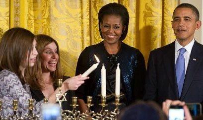 Barack Obama: a Hanuka a szabadság áldására emlékeztet