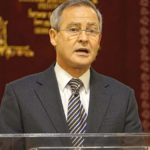 A BZSH elnökének beszéde a gettó felszabadulásának 72. évfordulóján