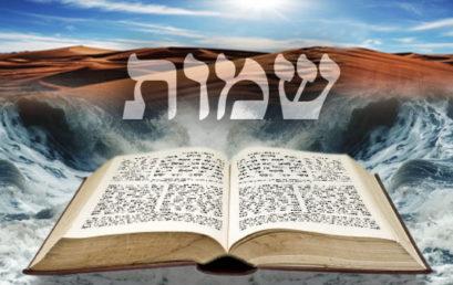 Következő hetiszakaszunk: Smot (שְׁמוֹת)
