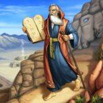 Mózes második könyvét olvassuk