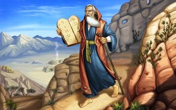 Befejezzük az elsőt, és elkezdjük Mózes második könyvét olvasni