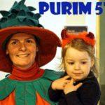Három budapesti körzet ismét együtt ünnepel Purimkor