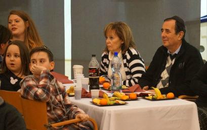 Ismét gyerekzsivaj várható a Mazsihisz TuBisvát ünnepségén