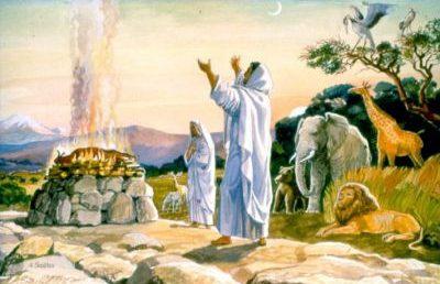 Mózes harmadik könyve – fókuszban az áldozatok és a kohaniták