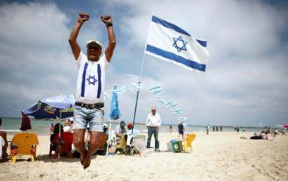 A jelenlegi helyzet ellenére is Izrael a tizennegyedik legboldogabb ország a világon