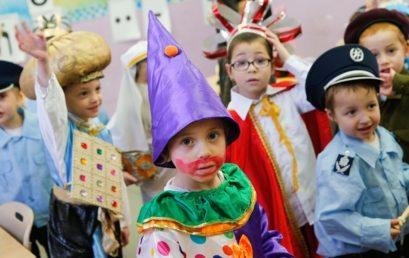 Közös purimi ünneplés lesz a nyolcadik kerületben is