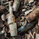 Brit katonák üres üvegeire bukkantak a régészek Izraelben