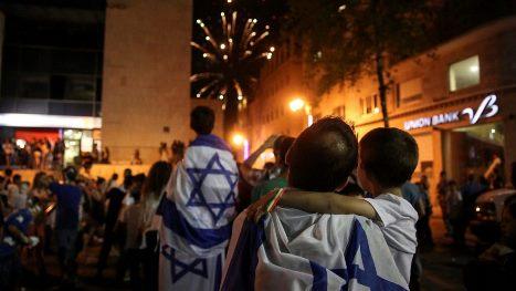 Már kilencmillió ember él Izraelben