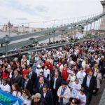 Több mint tízezren vettek részt az idei Élet menetén