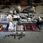 Második szentély korabeli régiségeket foglalt le az izraeli rendőrség