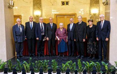 Átadták az idei Világ Igaza kitüntetéseket a Belügyminisztériumban