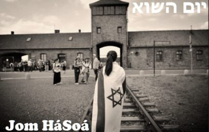 Ma online emlékezik meg Jom HaSoáról az Élet Menete Alapítvány
