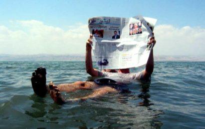 Ein Gedi turisztikai forgalma sínyli meg leginkább a Holt-tenger száradását