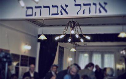 Az Ábrahám sátra nevet viseli a jövőben a Hunyadi téri zsinagóga