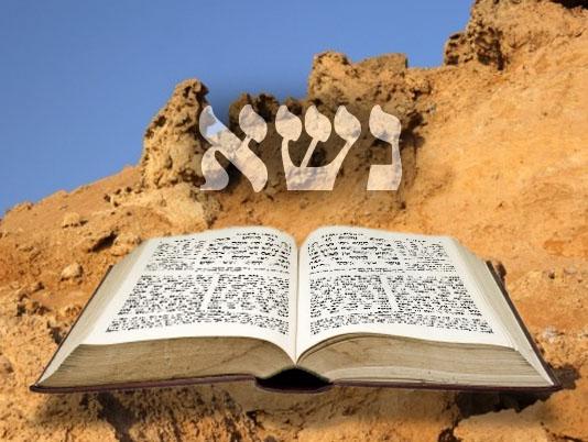 Következő hetiszakaszunk: Nászó (נָשֹׂא)