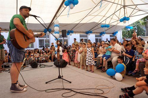 Évet zárt a huszonötödik születésnapját ünneplő Benjamin Óvoda