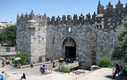 Új biztonsági stratégiát dolgoznak ki a Damaszkusz-kapu környékére Jeruzsálemben