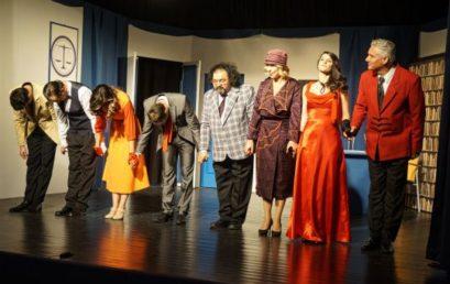Nóti Károly darabját vitte színre a Dohány Színpad