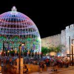 Jövő héten kezdődik a Fény fesztiválja Jeruzsálemben