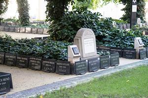 Szerdán a holokauszt során meggyilkolt testvéreinkre emlékezünk a Dohány zsinagóga temetőjében