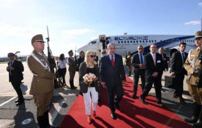 A Dohány utcai zsinagógába látogat az izraeli miniszterelnök