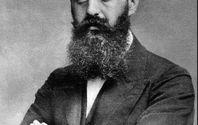 113 éve halt meg Herzl Tivadar