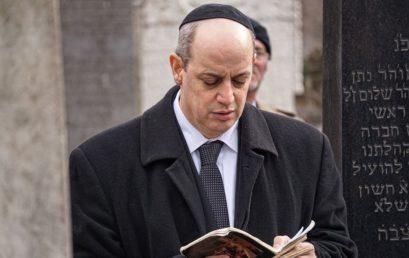 Csütörtökön dr.Verő Tamás főrabbitól tudhatnak meg mindent az érdeklődők a zsidó vallásról