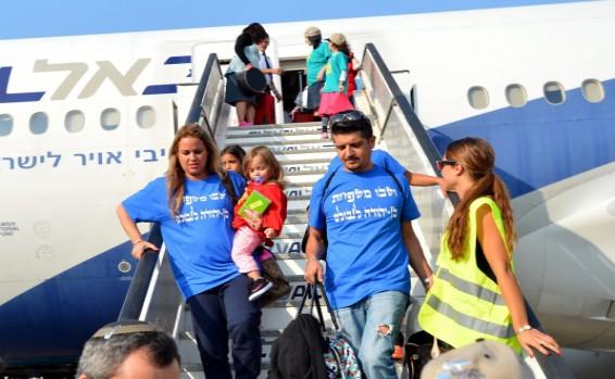 Ma van Izraelben az Alija ünnepnapja