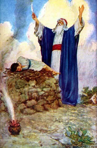 Hetiszakaszunk margójára – És Izsák megszületik