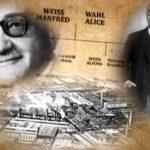 Weiss Manfrédról vetítenek filmet a Frankel zsinagógában