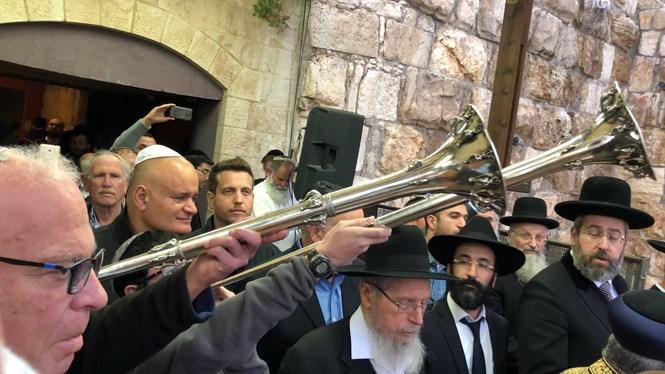 Több mint kétezren imádkoztak esőért Jeruzsálemben