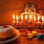 Mindenkinek Boldog Hanukát kívánunk!